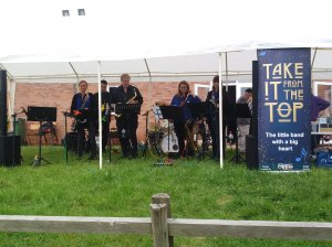 Sharnford Fete a resounding success